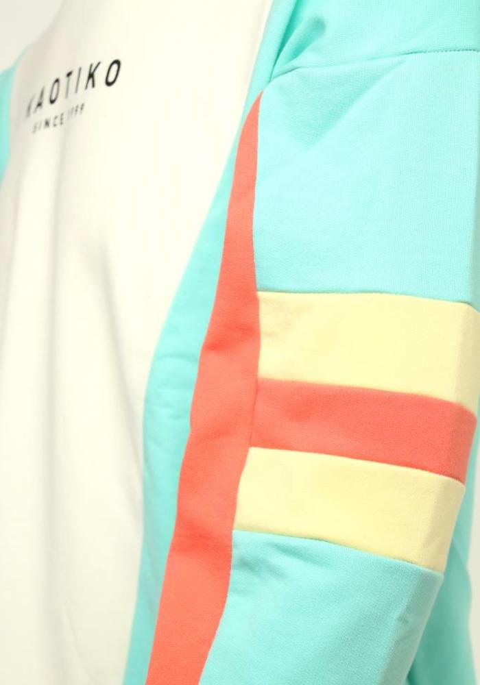 Kaotiko Sweater Tokyo Ecru / Pastel Multi
