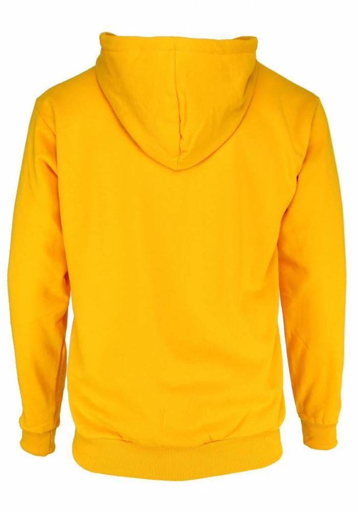 Kaotiko Hoodie Oro Ocher yellow