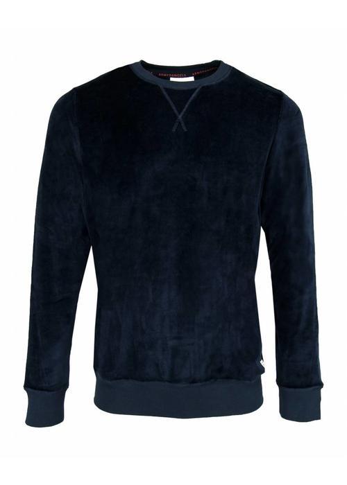 Armedangels Armedangels Sweater Nick Velours