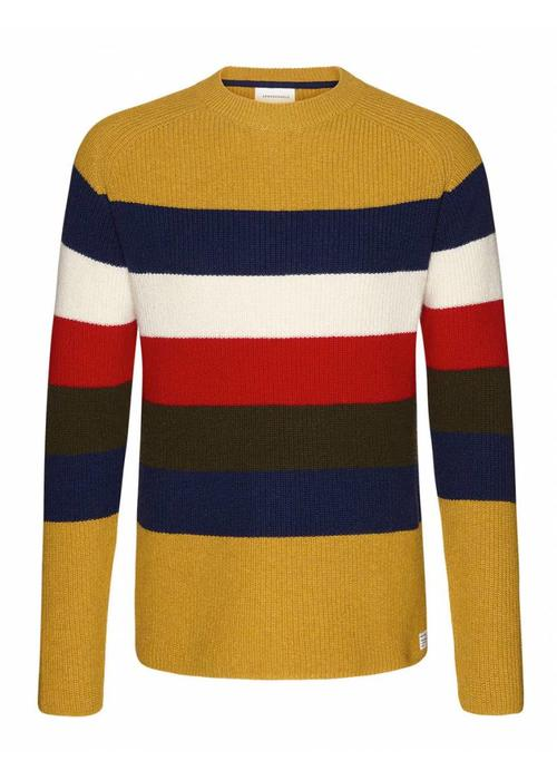 Armedangels Armed Angels Jumper Benno Stripes