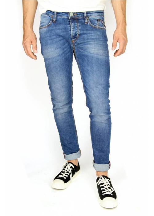 Blue de Genes Blue de Gênes Repi N1 Medium Jeans