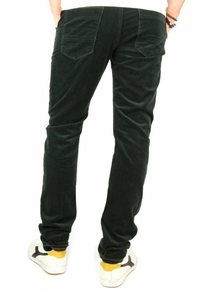 Blue de Genes Paulo Pocket Trousers Army