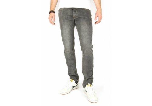 Four.Ten Industry Four.Ten Industry Jeans T988 Slim-Fit Grey