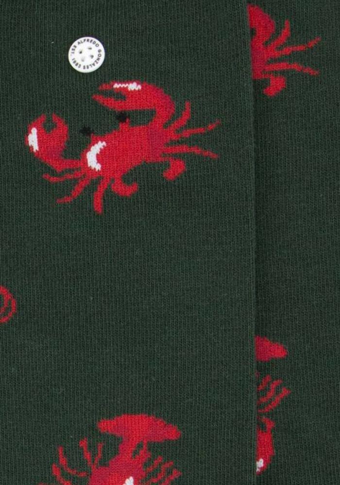Alfredo Gonzales Socks Sea Critters Groen