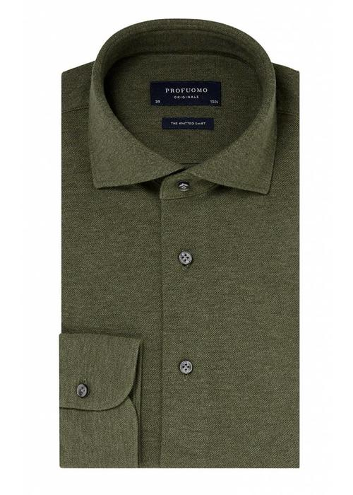 Profuomo Profuomo Shirt The Knitted Army