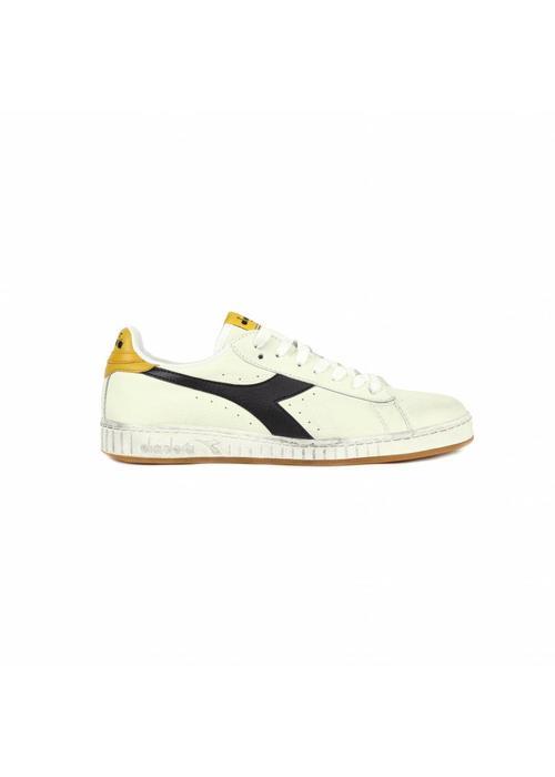 Diadora Diadora Sneakers Game L Low Waxed White Honey