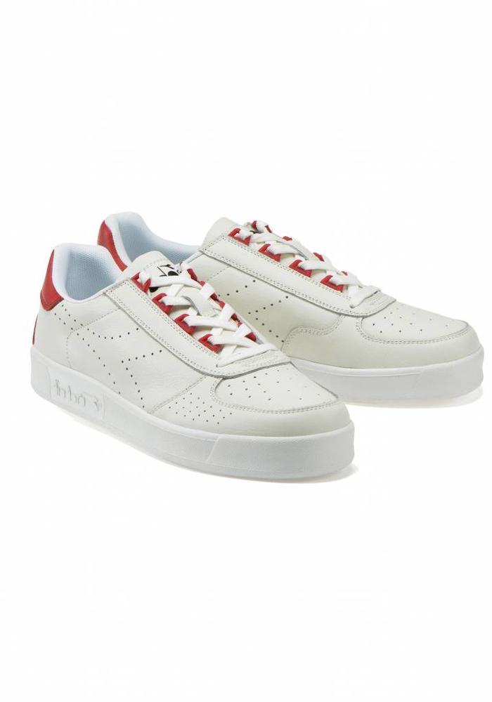 Diadora Sneakers B.Elite Off-White Ferrari Red