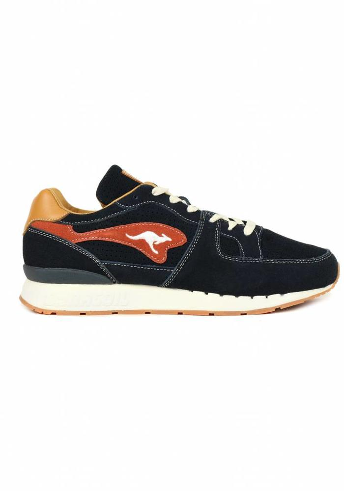 Kangaroos Sneakers Coil R1 Eclipse Navy