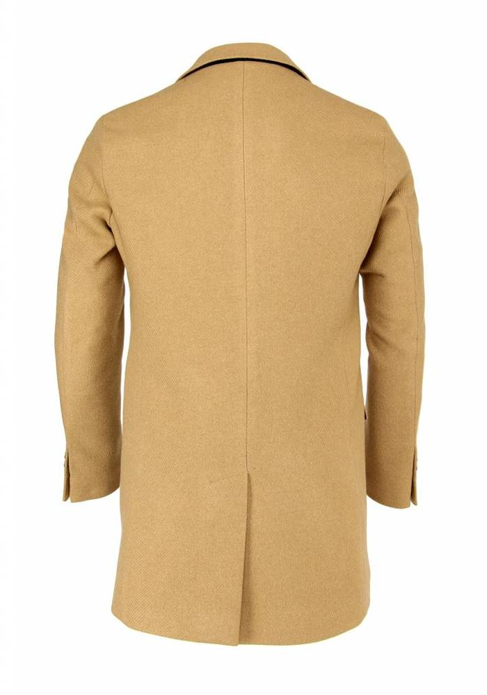 Paul Miranda Coat Beige