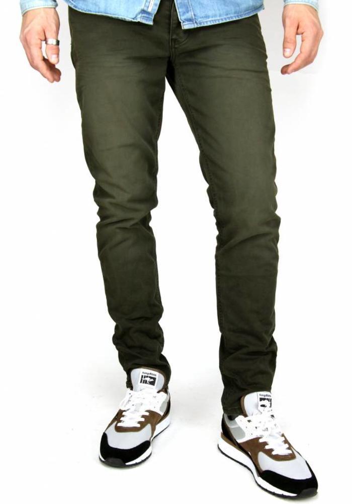 Neuw Jeans Lou Slim Armageddon Green