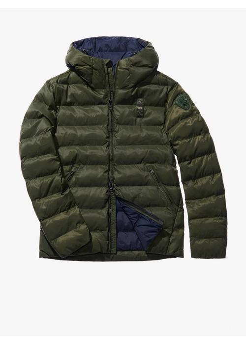 Blauer U.S.A. Blauer Antonio Micro Rip Winter Jacket