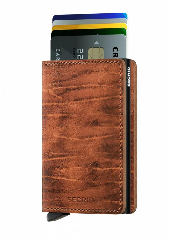 Secrid Slimwallet Dutch Martin Whiskey