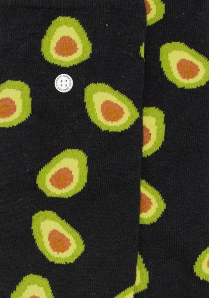 Alfredo Gonzales Socks Avocados