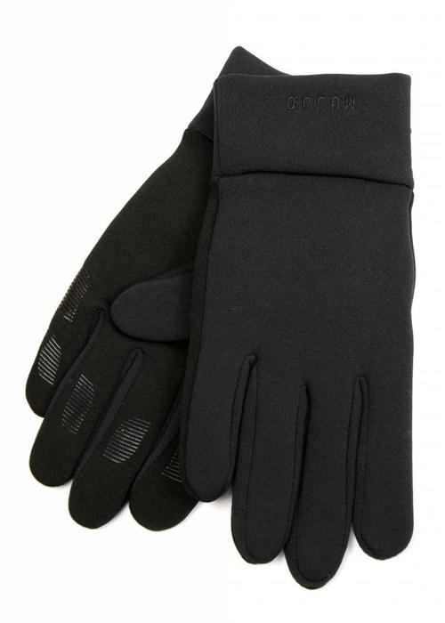 Mujjo Mujjo Touchscreen Handschoenen Neopreen Black