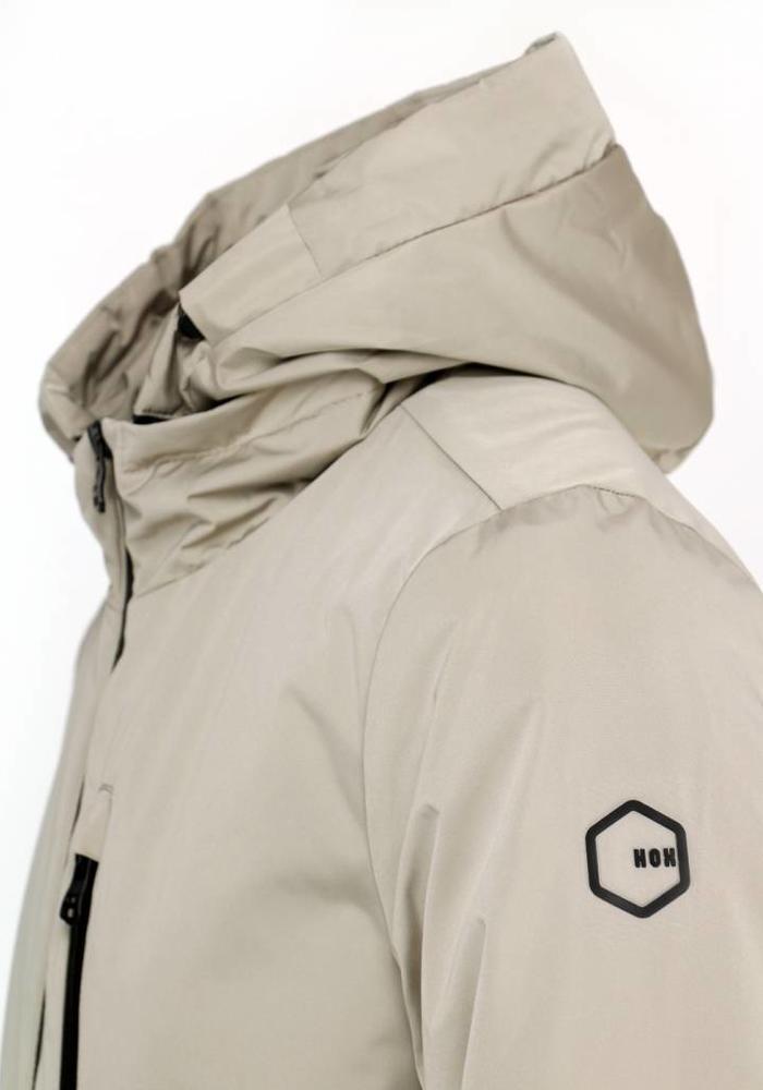 Hox Down Jacket XU3318 Plaster Beige
