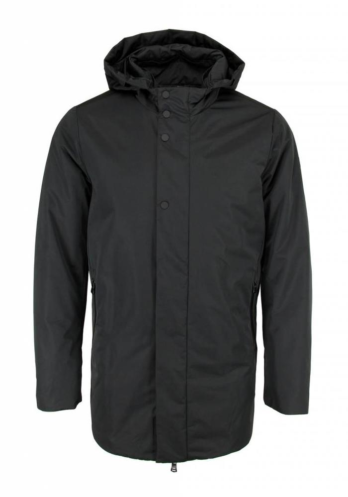 Hox Winter Jacket XU3317 Carbon Black