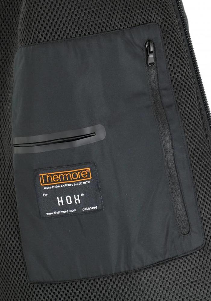 Hox Parka XU3317 Carbon Black