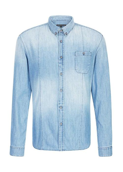 Drykorn Drykorn Overhemd Alex Light Denim