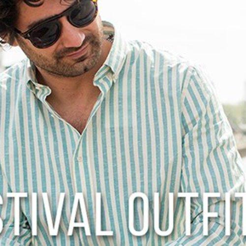 Festival outfits voor heren
