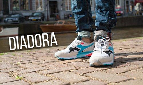 New Brand: Diadora!