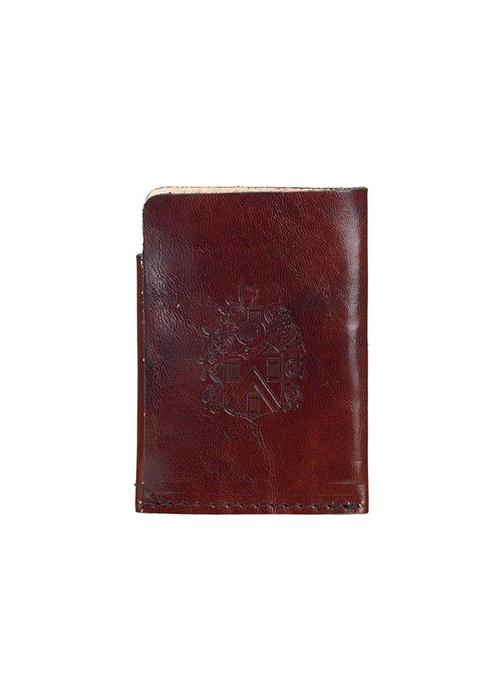 Mutsaers Mutsaers The Pocket Wallet Chestnut