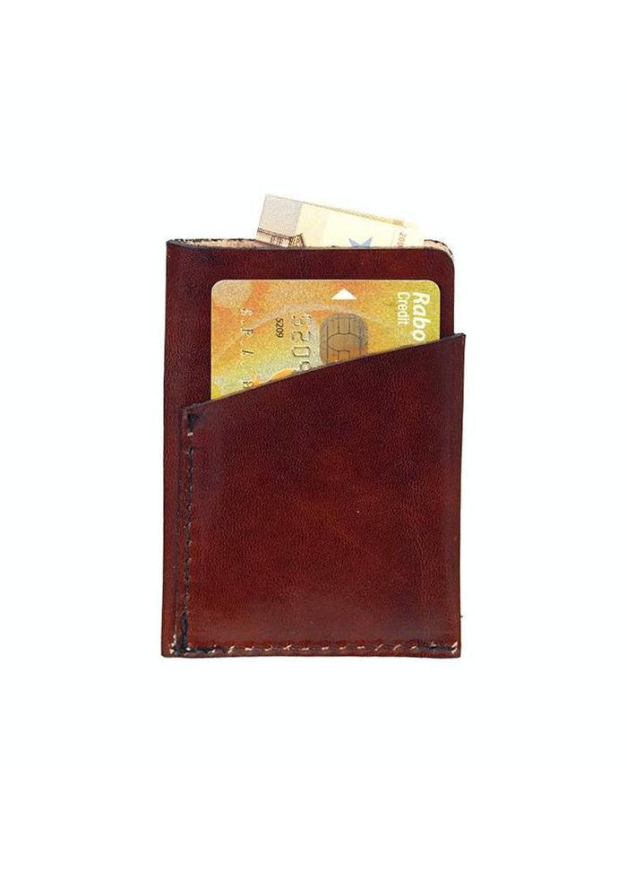 Mutsaers The Pocket Wallet Chestnut