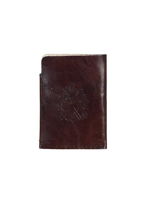 Mutsaers Mutsaers The Pocket Wallet Dark Brown