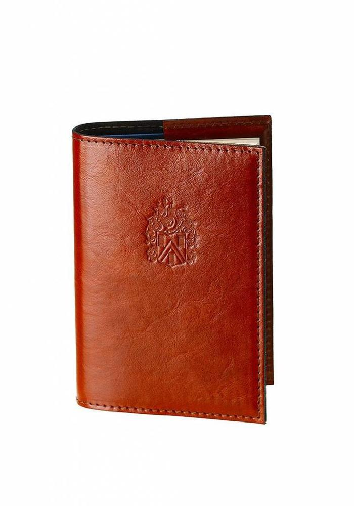 Mutsaers The Bunt Notebook Cognac