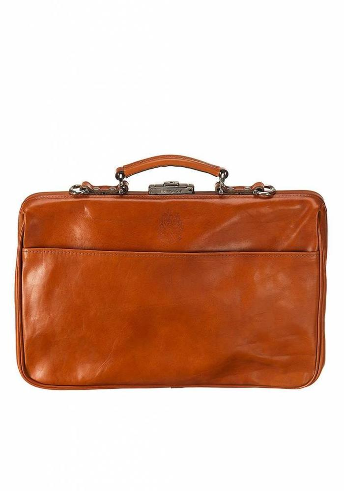 Mutsaers The Classic Leather Bag Cognac