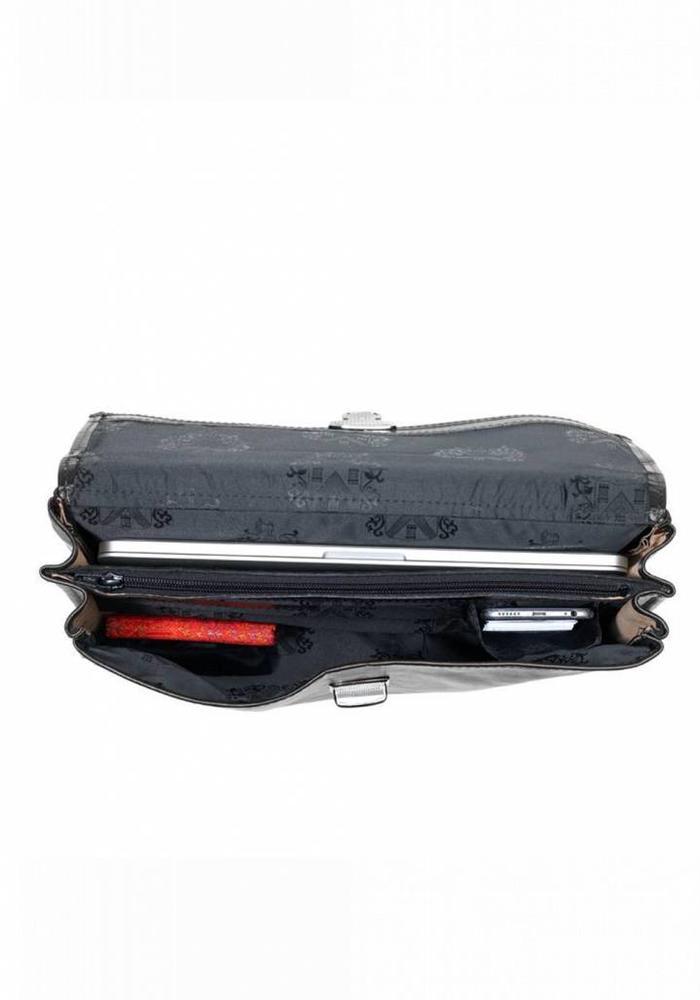 Mutsaers The Walker Leather Case Black