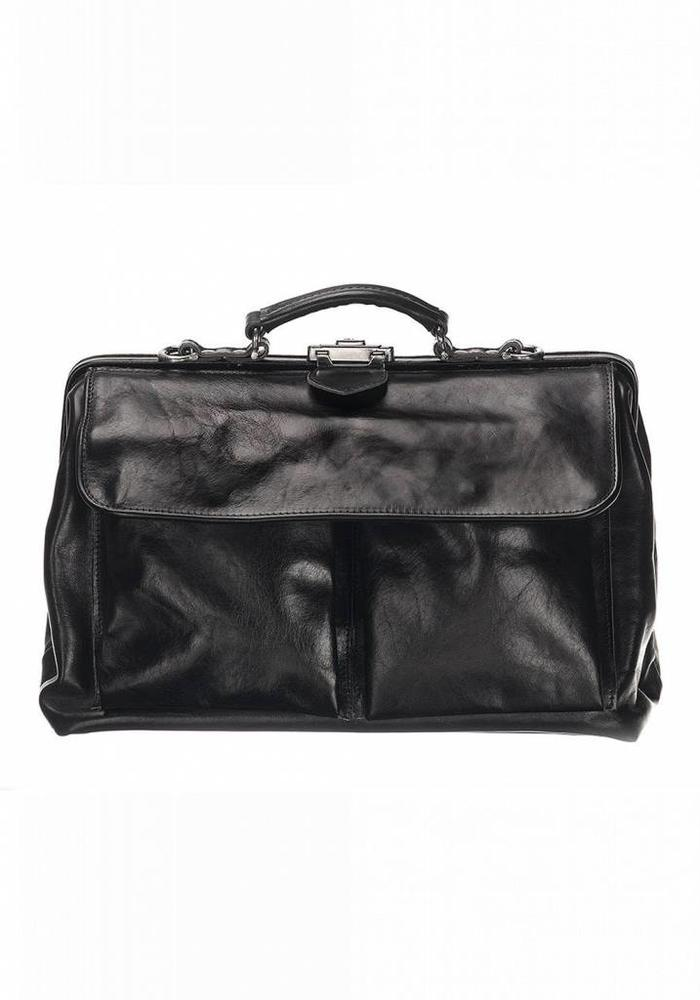 Mutsaers The Doctor Doctor's Bag Black
