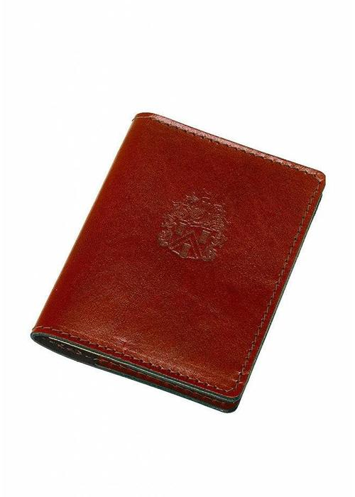 Mutsaers Mutsaers The Holder Wallet Chestnut