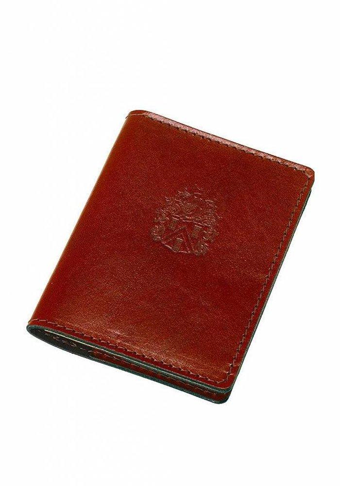 Mutsaers The Holder Wallet Chestnut