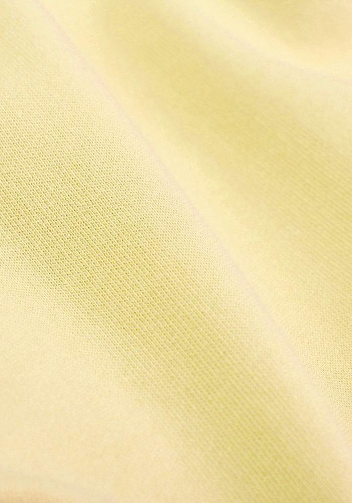 Colorful Standard Organic T-Shirt Soft Yellow