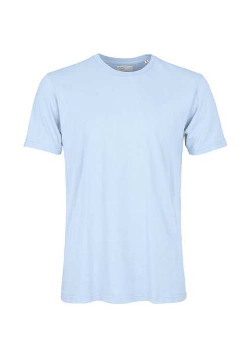Colorful Standard Colorful Standard Organic T-Shirt Polar Blue