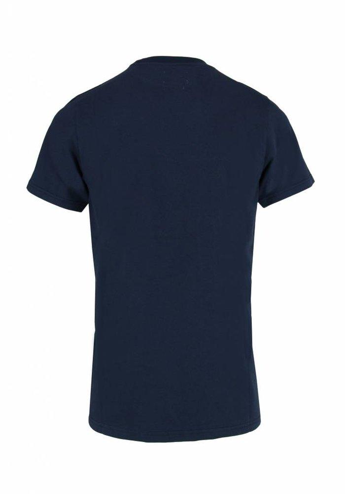 Forét T-Shirt Air Navy