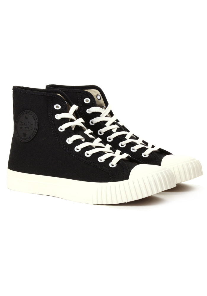 Bata Bullets Classic Sneakers High Black