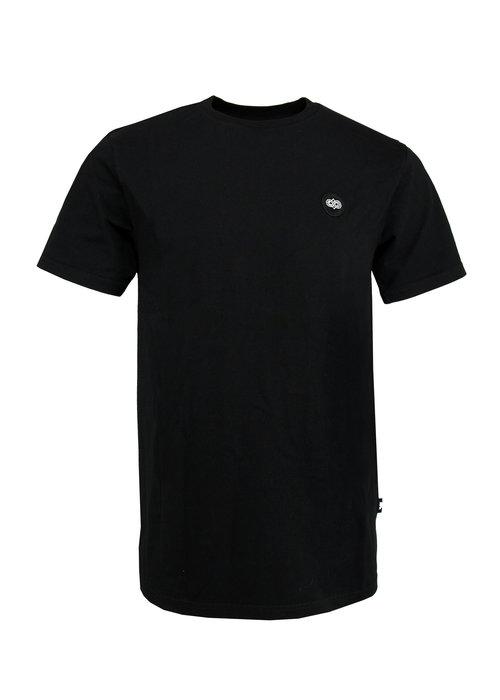 Forét Forét T-Shirt Oak Sage Black