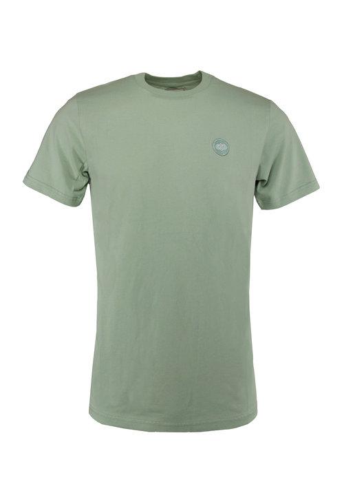 Forét Forét T-Shirt Oak Sage Green