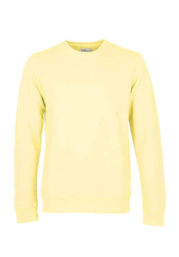 Colorful Standard Classic Organic Sweater Soft Yellow
