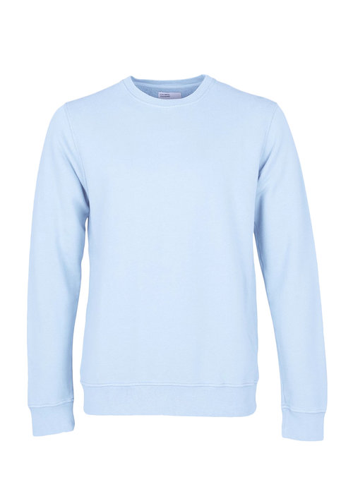 Colorful Standard Colorful Standard Organic Sweater Polar Blue