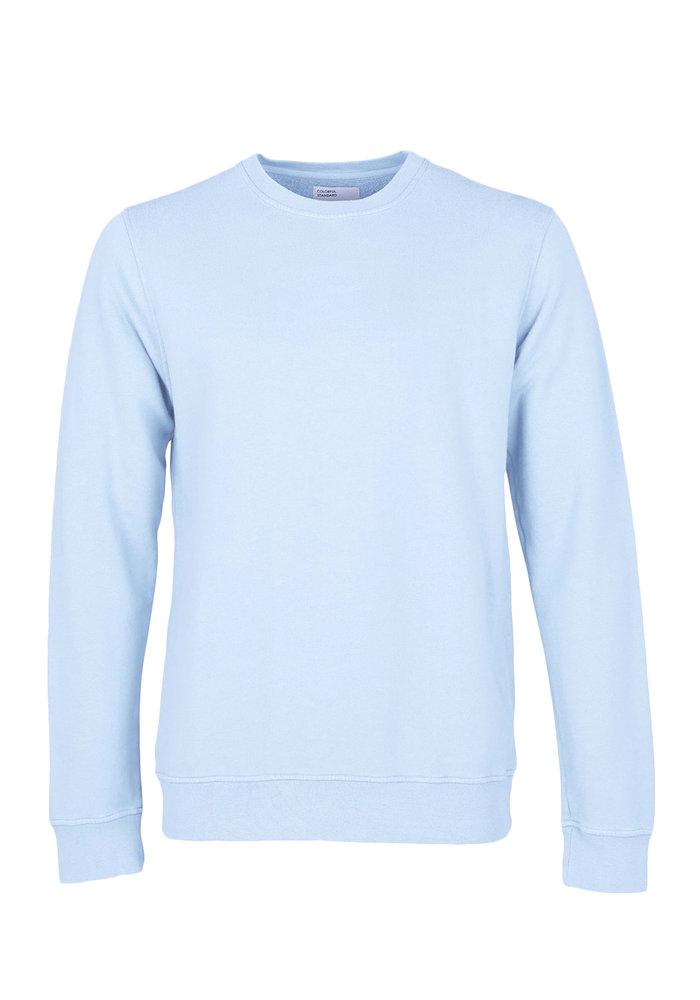 Colorful Standard Classic Organic Polar Blue Sweater