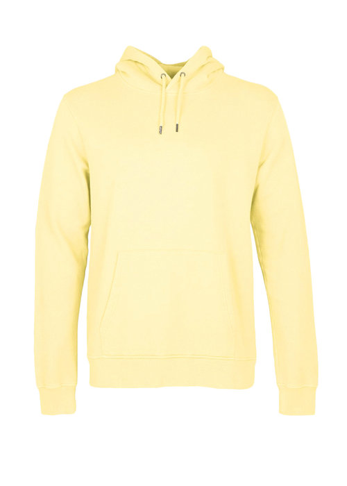 Colorful Standard Colorful Standard Organic Hoodie Soft Yellow