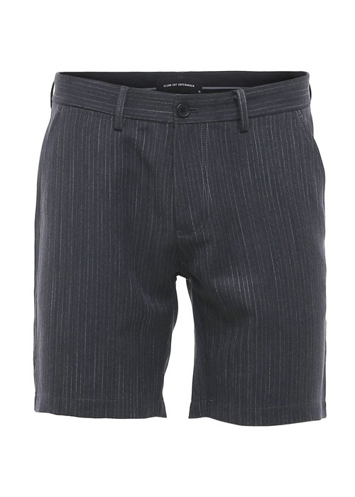 Clean Cut Copenhagen Shorts Milano Steel Blue