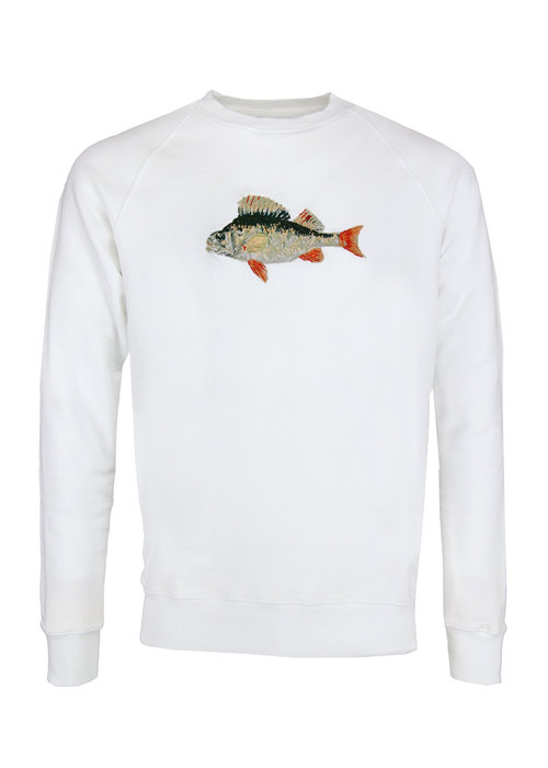 Forét Forét Bait Sweater White