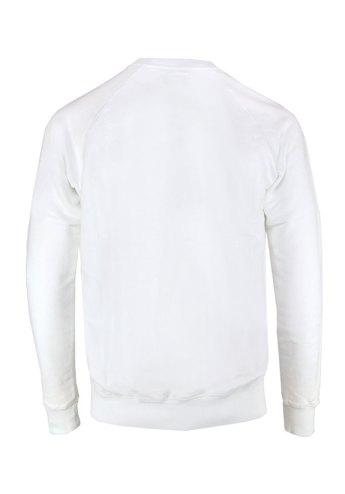 Forét Bait Sweater White