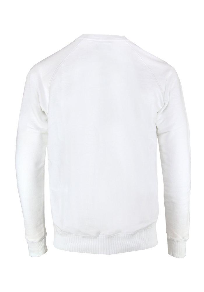 Forét Bait Sweater Wit