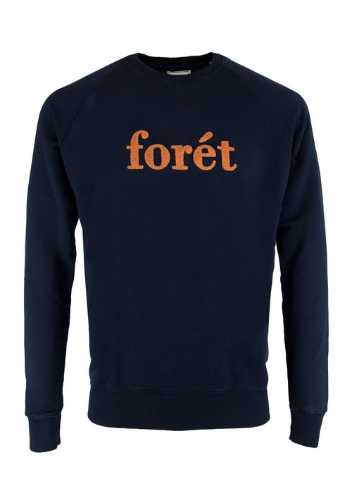 Forét Forét Spruce Sweater Navy