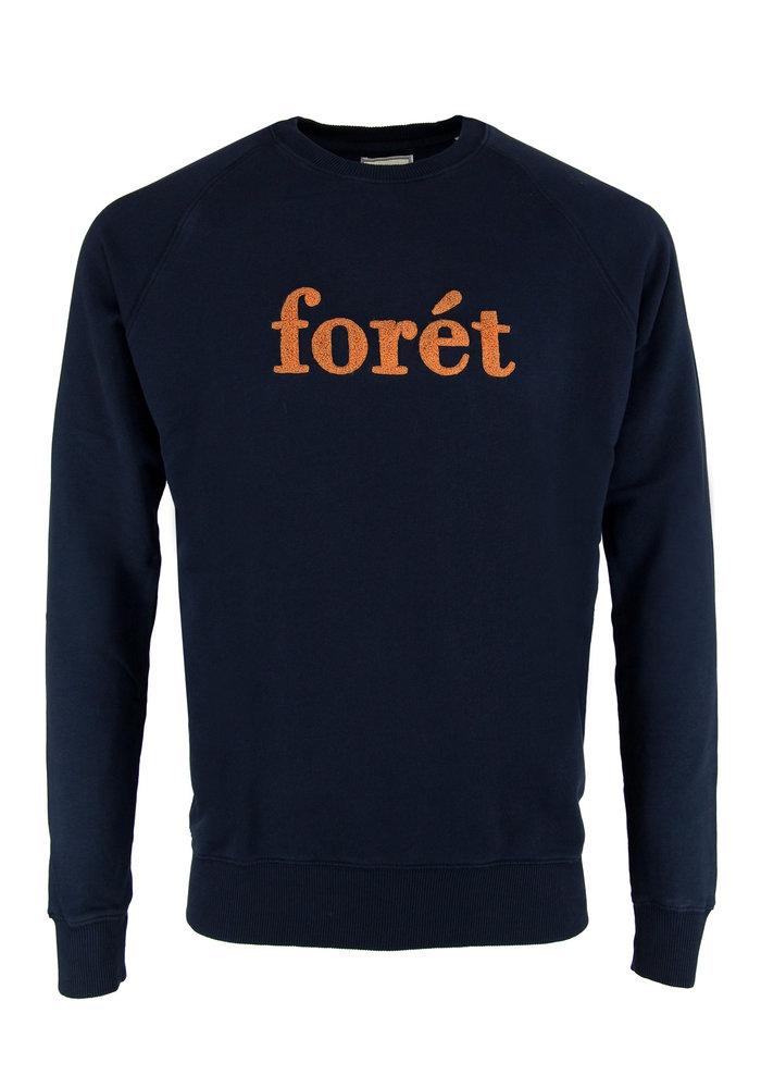 Forét Spruce Sweater Navy