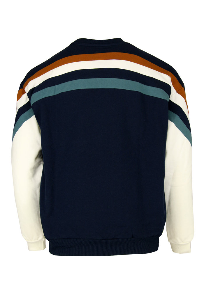 Kaotiko Sweater Walker Navy